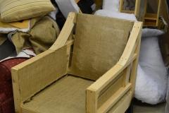 Custom Arm Chair Frame